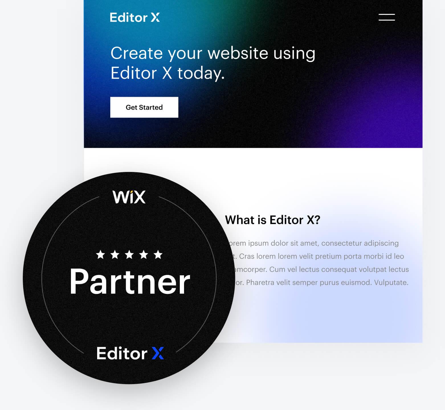 Wix Editor X Templates
